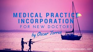 medical practice incorporation