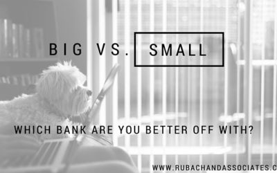 What bank is your mortgage better off with?