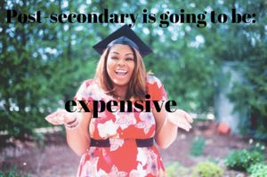 funding post-secondary education