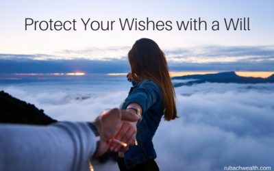 Protecting YourWishes with aWill