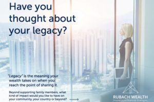 Women and legacy rubach wealth