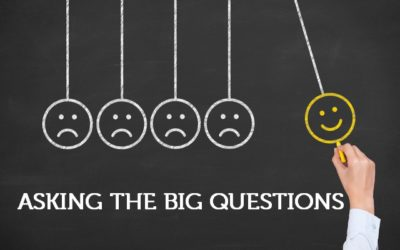 Asking the big questions to focus on the big picture