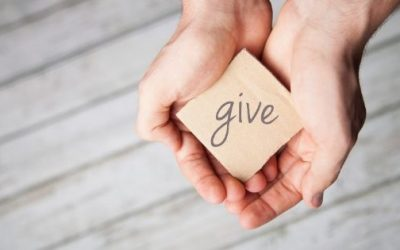 Giving with confidence: A happy dilemma